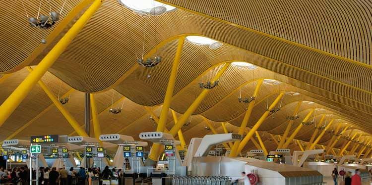 Car Rental Madrid Airport Terminal 4 And Cheap Car Hire Bco